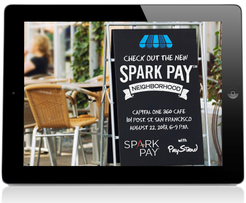 PayStand and Capital One Spark Pay