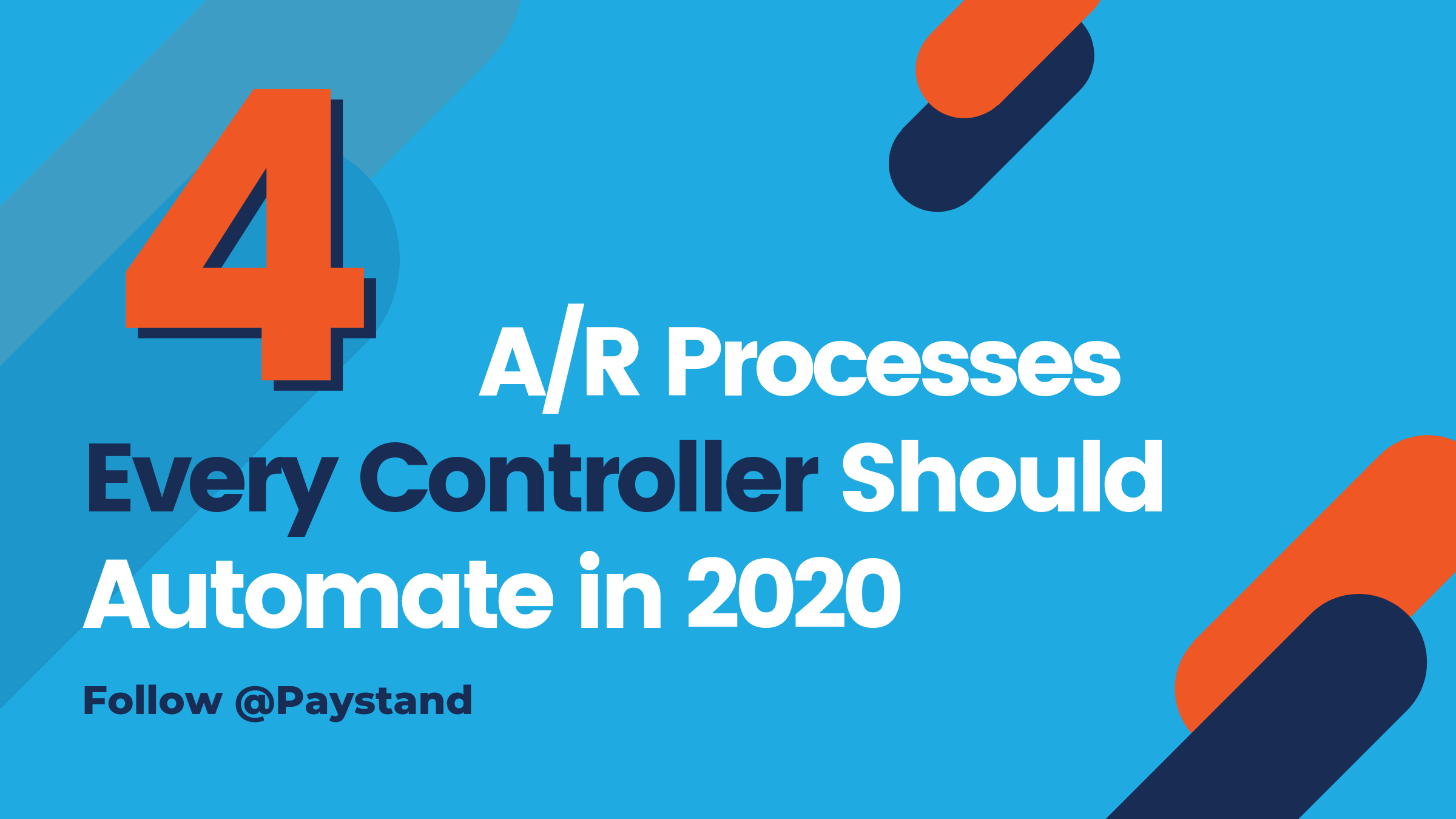 4 AR Processes Every Controller Should Automate in 2020