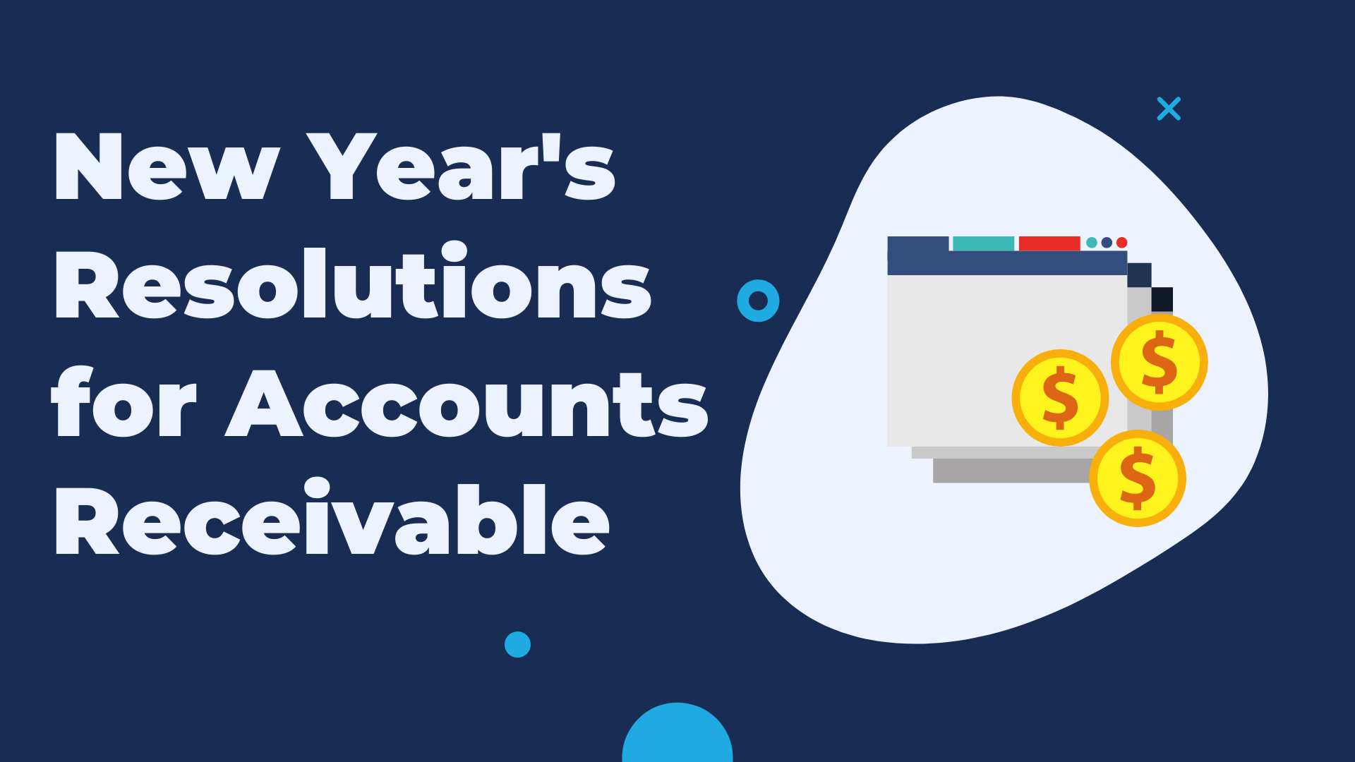 6 New Years Resolutions for Accounts Receivable (A/R)