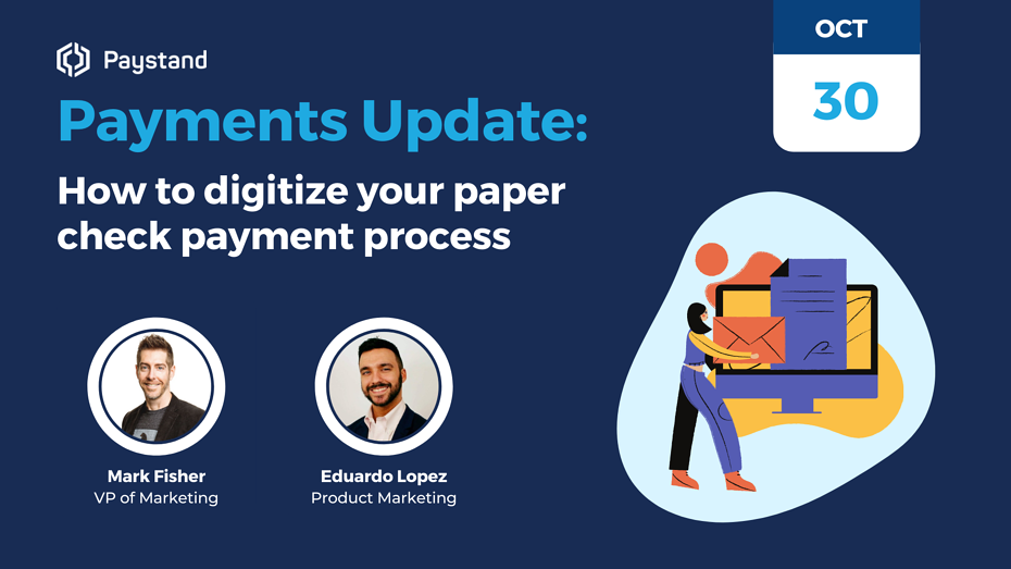 How to digitize your paper check payment process date-1
