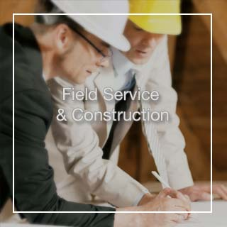 Payments for the Field-service and Construction Industry