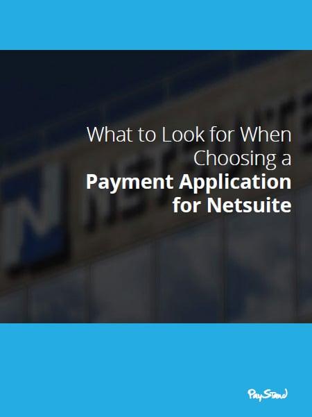 PayStand-NetsuiteEnterprise