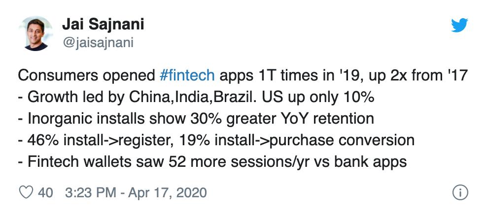 Jai Sajnnani fintech apps Paystand