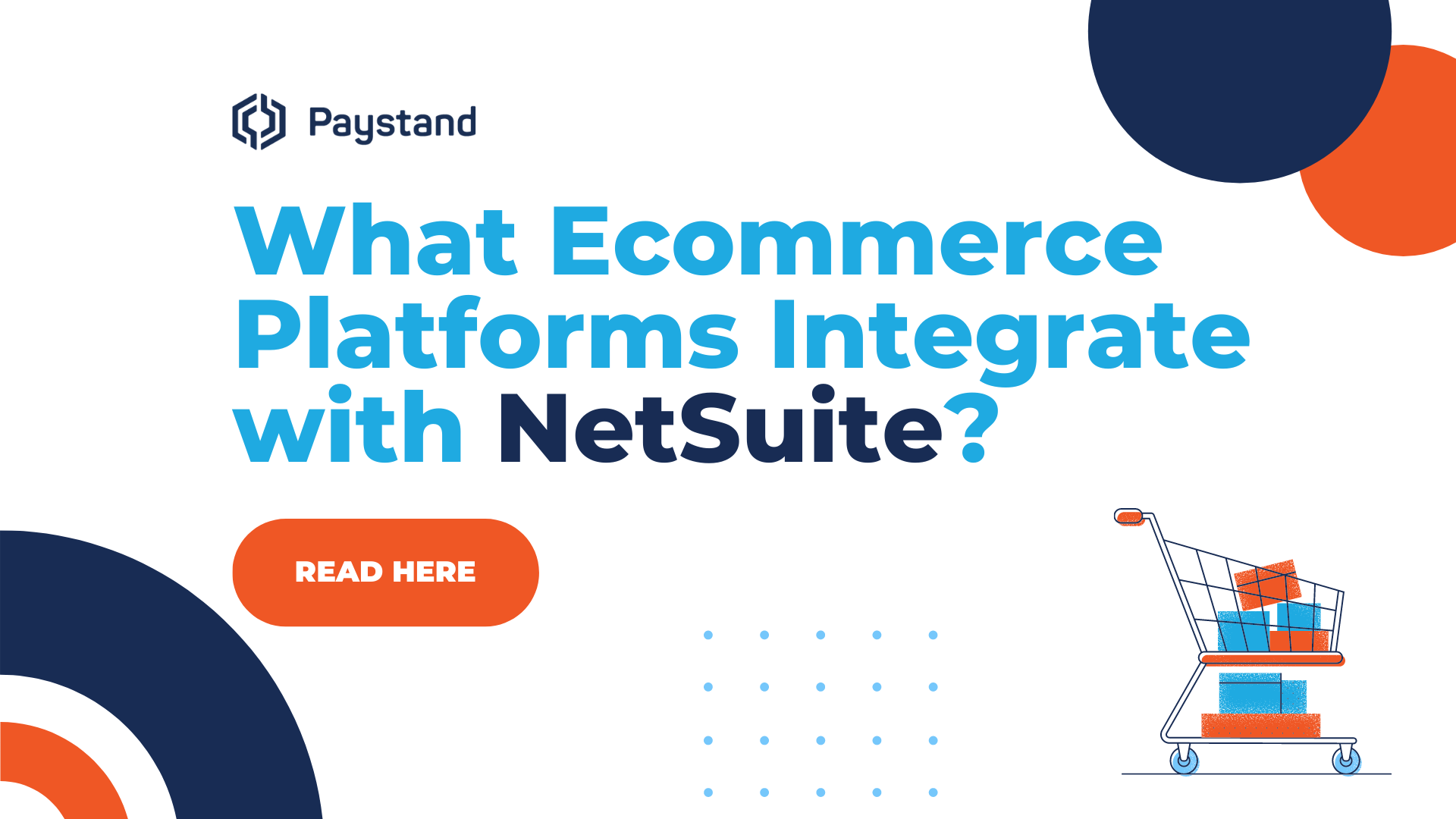 What Ecommerce Platforms Integrate with NetSuite