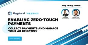 Zero Touch Webinar