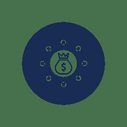 noun_revenue sharing_2042630 dk blue