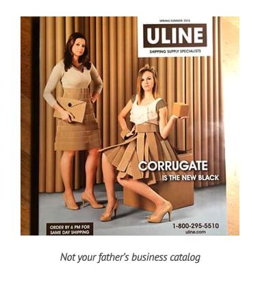 U-lineCaption